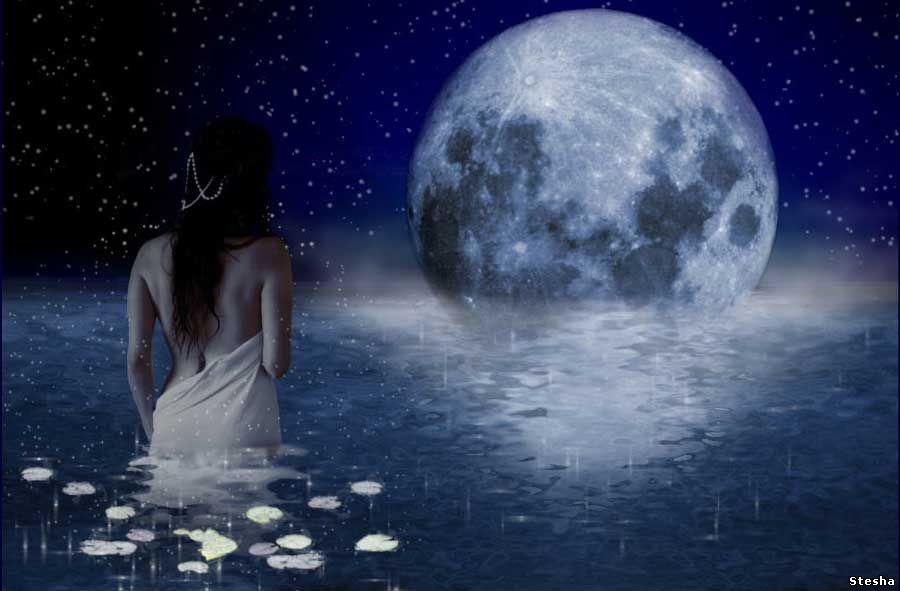 Сны в 24 лунный день