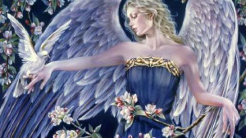 Ангелы и Архангелы. Серафимы и Херувимы. Белла Авеб.