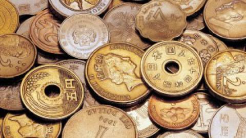 Сакральные предметы огромной силы:  монеты.  Белла Авеб.