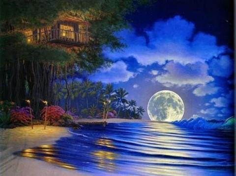 Все лунные дни – на одной страничке.