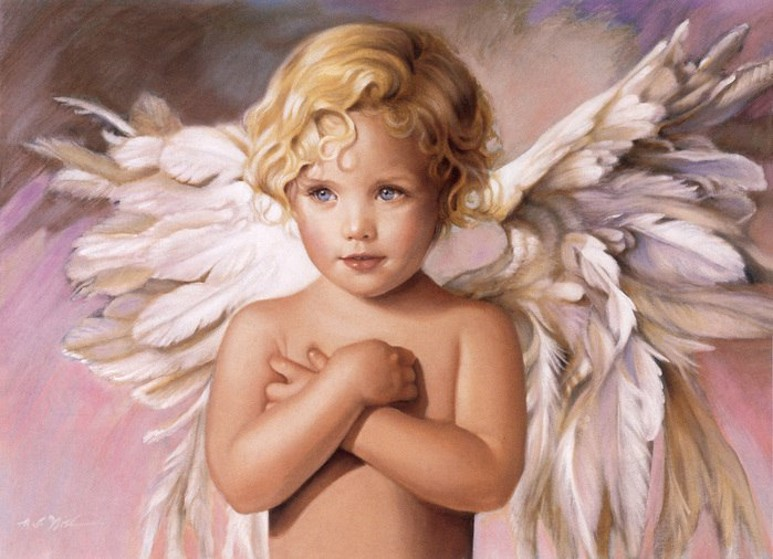Реализация задуманного с Ангелами!