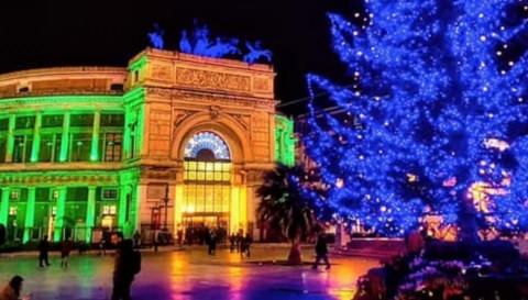 Прекрасная Сицилия в Рождество 2019. Встреча Нового года в Палермо.
